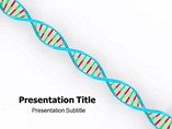 DNA Analysis Template PowerPoint