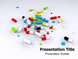 Medicine Pills PowerPoint Backgrounds