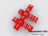 Profit Loss PowerPoint Background