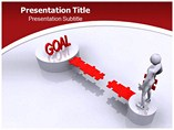 Achieve Goal PowerPoint Background