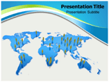 Global Pop UP PowerPoint Theme