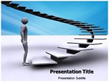 Success Path PowerPoint Theme