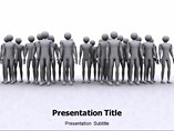 Leadership Training Template PowerPoint