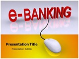 E-banking powerpoint template