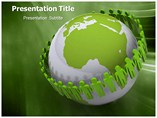 Ecology And Environment PowerPoint Template