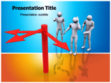 Finding Way powerpoint template