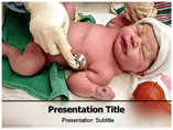 Children Hospital powerpoint template