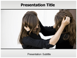 Conflict powerpoint template
