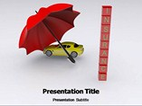 Car Insurance PowerPoint Theme