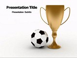 Football Winner PowerPoint Slides