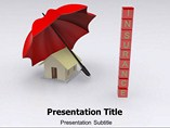Home Insurance PowerPoint Background