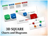 Animated 3D  Powerpoint Templates