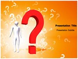 Question Mark PowerPoint Background