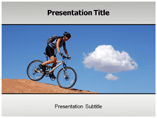 Cycling Powerpoint Templates