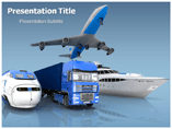 Free PPT Templates Download Transportation