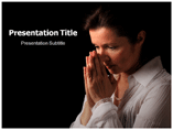 Free PPT Templates Download Believe