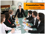 Employee relation Powerpoint Templates