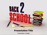 Back To School PowerPoint Backgrounds