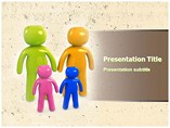Powerpoint Background - Family Time