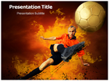 Free PPT Templates Download Football