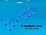 Body DNA PowerPoint Slide