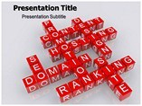 Website Hosting PowerPoint Theme