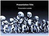Human Cloning - Powerpoint Templates