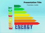 Energy Efficiency powerpoint template