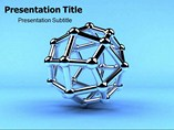Atom Structure Template PowerPoint