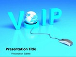 Voice Over IP PowerPoint Theme