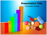 Post Acquisitions Progress in Pharmaceutical Company  powerpoint templates