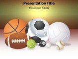 Mania Sport PowerPoint Backgrounds