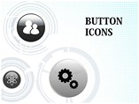 Button Icon Charts,charts and diagrams