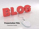 Blog Banners PowerPoint Slides