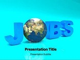 Jobs Interview PowerPoint Background
