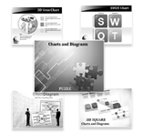 Popular Chart Bundle Powerpoint Template