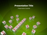 Success Secrets PowerPoint Theme
