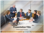 Account Management Template PowerPoint