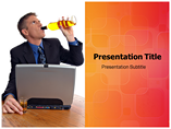 Alcoholism powerpoint template