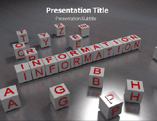 Information Types Template PowerPoint
