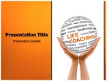 Life Coaching PowerPoint Template