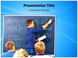 Education Instruction PowerPoint Template