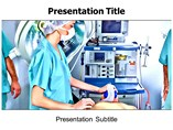 Mechanical Ventilation PowerPoint Template