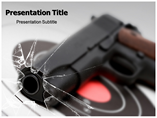 Weapon  PowerPoint Template