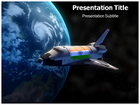 Indian Space PowerPoint Template