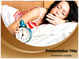 Morning Alarm PowerPoint Template