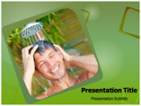 Personal Hygiene PowerPoint Template