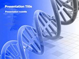 Powerpoint Templates on DNA Theme