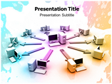 Computer Networking PowerPoint Template