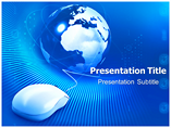 Internet Surfing PowerPoint Template